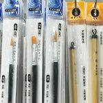 セリア 筆とスポイト 筆洗い