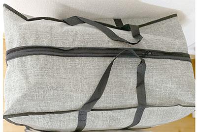 ダイソー 布団 収納 袋