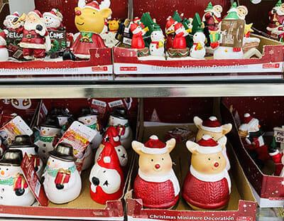 ダイソー クリスマス2020