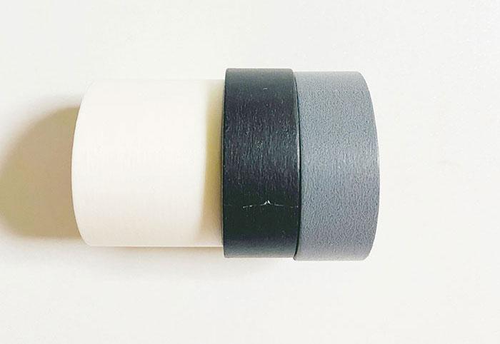 ダイソー カビ防止 マスキングテープ