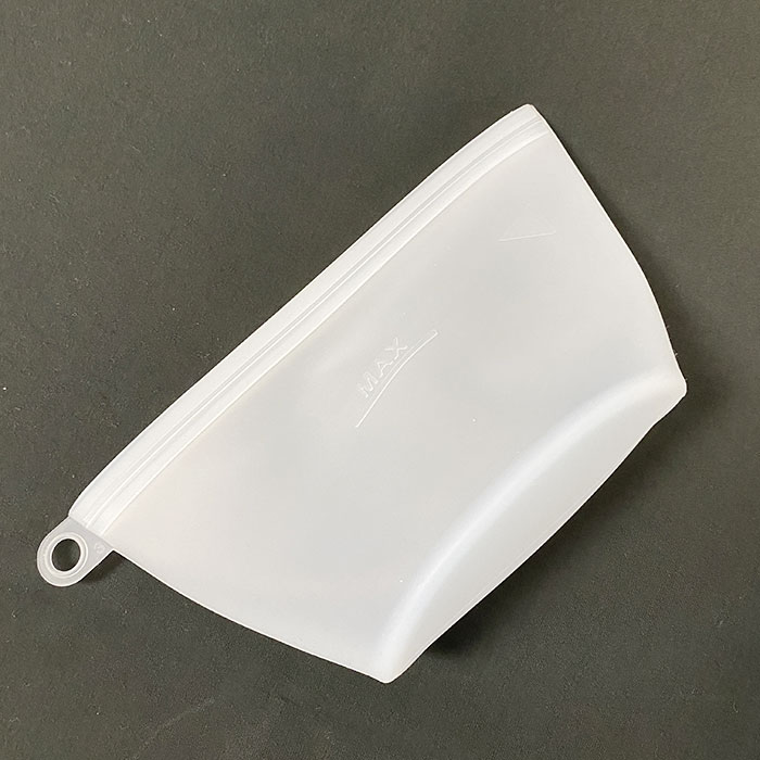 ダイソー「シリコーン保存袋」