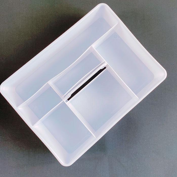 救急箱、裁縫箱に便利なダイソー「整理トレーとストレージBOX」